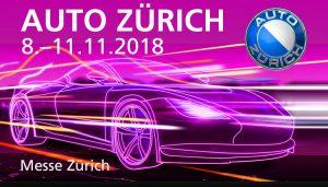 AUTO ZÜRICH 2018 @ Messe Zürich