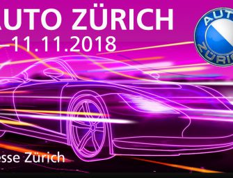 AUTO ZÜRICH CAR SHOW 2018