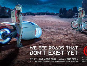 MOTORRADMESSE EICMA MAILAND 2018