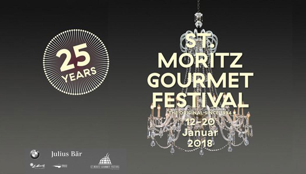 ST. MORITZ GOURMET FESTIVAL 2018 @ St. Moritz