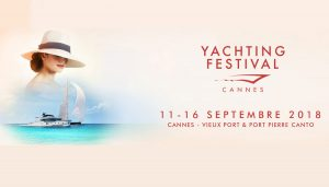 CANNES YACHTING FESTIVAL 2018 @ Cannes Vieux Port & Port Pierre Canto