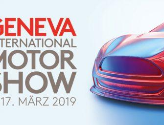GENEVA INTERNATIONAL MOTORSHOW 2019