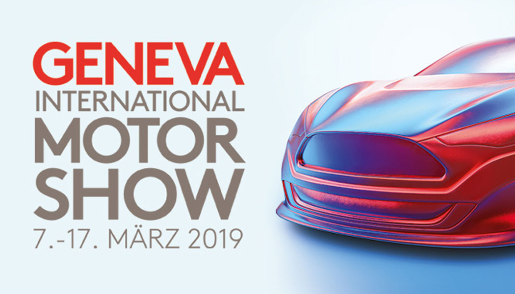 GENEVA INTERNATIONAL MOTORSHOW 2019 @ Palexpo