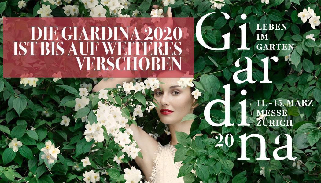 GIARDINA 2020 @ Messe Zürich
