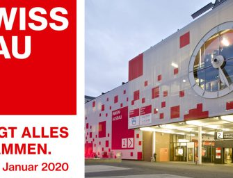 SWISSBAU 2020